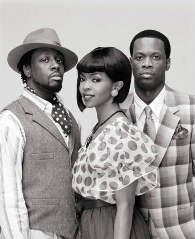 The Fugees Laurin Hill