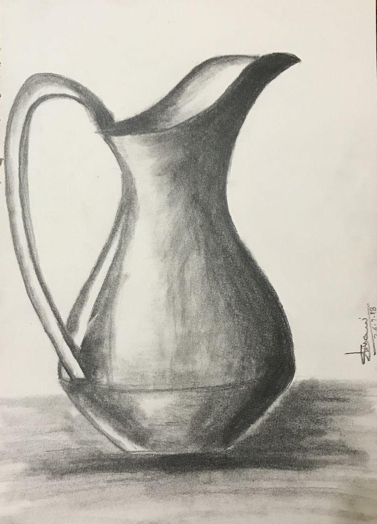 Pencil shading | Pencil shading, Drawings, Painting