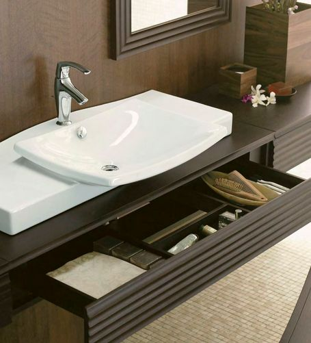 48 best Contemporary Bathroom Vanities & Sinks images on