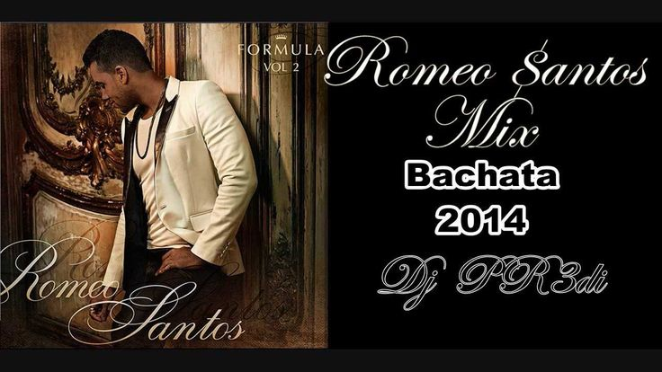 Romeo Santos - Eres mia - Odio - Necio - Mix Bachata 2014 (la formula vo...
