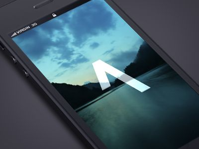 Ascend Splash Screen by Ledger
