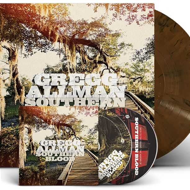 Rounder Records has announced the release date for Gregg Allman's final studio album. SOUTHERN BLOOD arrives everywhere on Friday, September 8th.   SOUTHERN BLOOD will be available for pre-order beginning today July 26. On August 4th, a limited edition numbered double-sided picture disc will be available at some local record shops to be announced or with pre-orders of the album via...