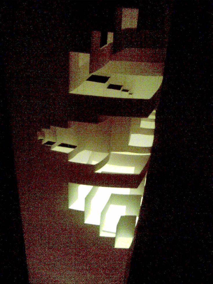 pantalla lampara a vela