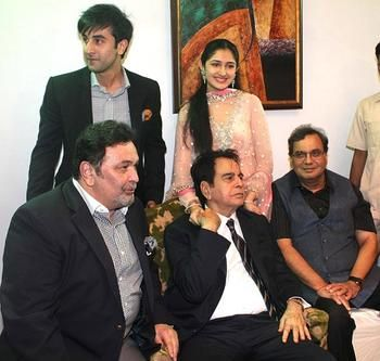 Here's Everything You Should Know About Dilip Kumar's Grand-Niece, Sayesha Saigal