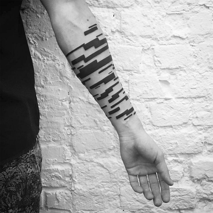 'Electro' was all over the early 20th century, and now it's gone. I think 'cyber' is sort of the same way. - W.G Source: Scene360 Tattoo by: Stanislaw Wilczynski