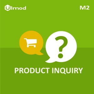 Product inquiry for #magento 2