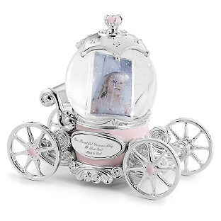"""Bought this musical globe for my Goddaughter who calls me her """"fairy godmother"""" & sings """"bippity boppity boop"""" to me when in trouble....which is the song this plays! Too perfect!"""