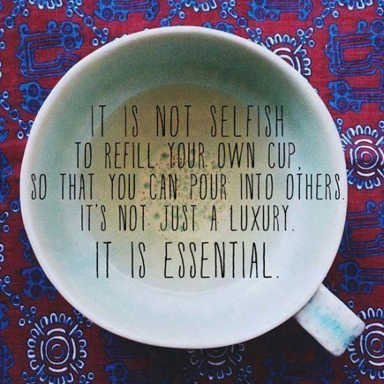 Make time to care for yourself. Support for your own well-being, managing stress and preventing burnout. #caregiver #caregiving