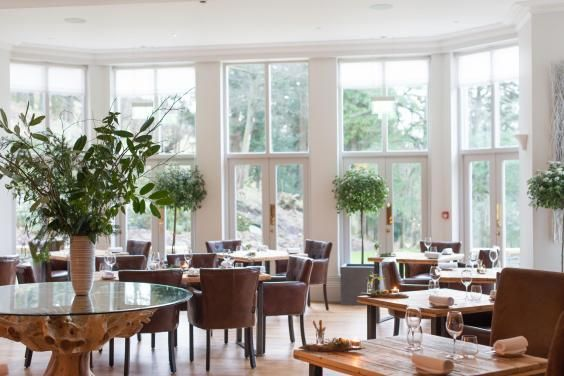 Our hotel and restaurant in the Lake District, The Forest Side, which is situated in Grasmere village.  www.theforestside.com