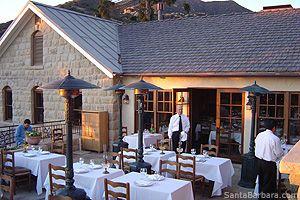 Stonehouse Restaurant Santa Barbara