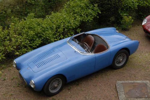 Osca Maserati Mt4 1490cc 1954 Maserati Classic Cars Cars