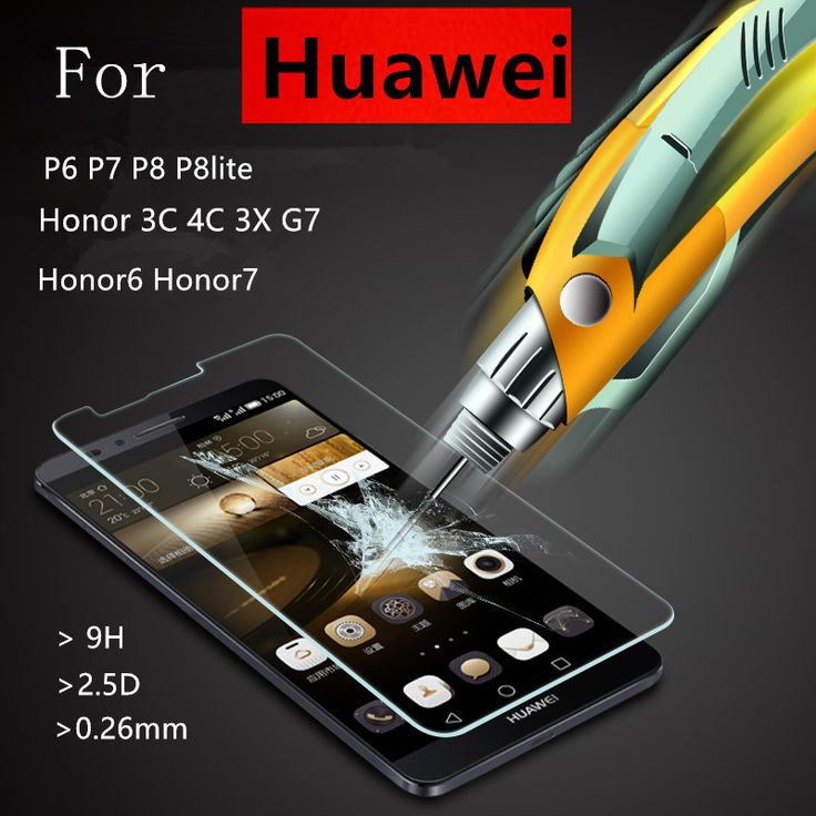 Screen Protectors Tempered Glass Film Explosion Proof Screen Protector For Huawei P6 P7 P8 lite  Honor 6 7 3C 4C 3X Ascend G7   Cleaning Kit * This is an AliExpress affiliate pin.  Click the VISIT button to find out more on AliExpress website