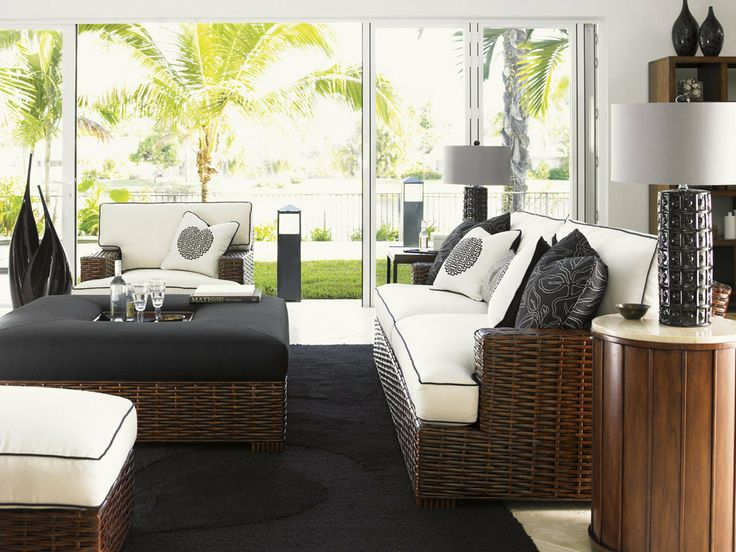 Buy The Tommy Bahama Ocean Club Salina Sofa. Fine Quality Home Furniture In  A Variety Of Styles For Every Room In Your House Ideas