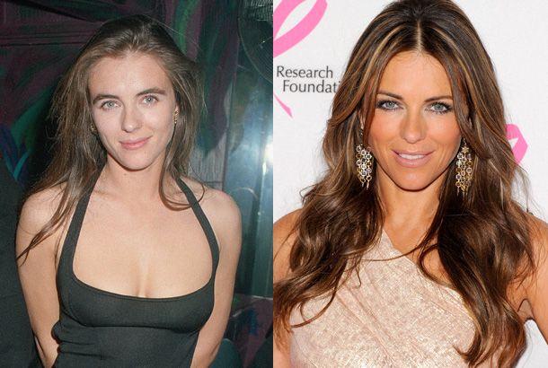 elizabeth hurley actress celebrities aging well red carpet ...