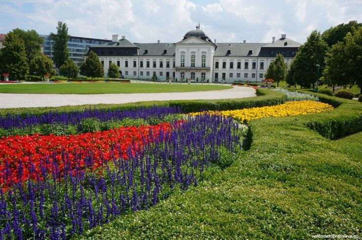 GRASSALKOVICH PALACE - WelcomeToBratislava | WelcomeToBratislava - the presidential garden