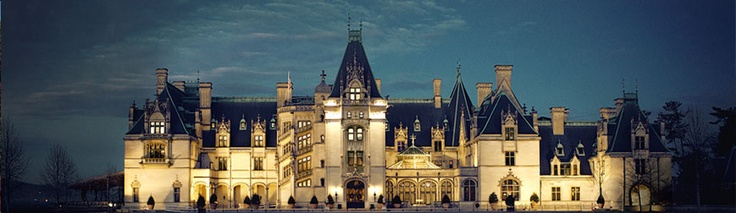 Biltmore Estate - if only I had made the time to go there when I lived in North Carolina