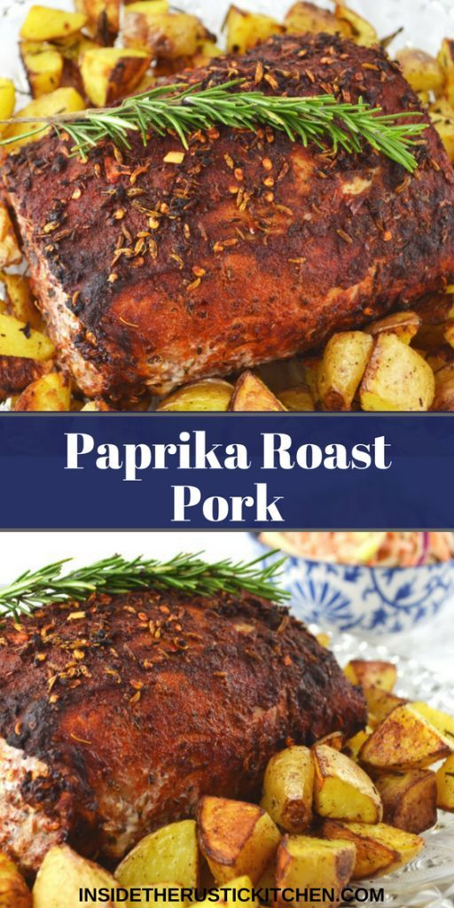 Roast pork spices recipe
