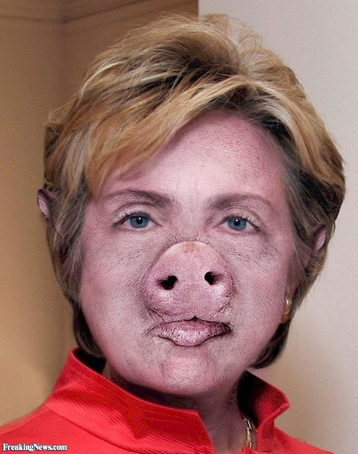 Hillary Clinto looking great
