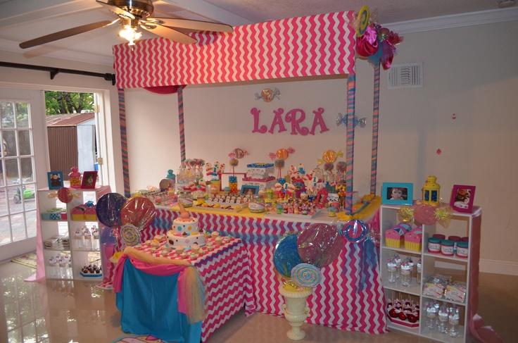 Candy Kids Crafts