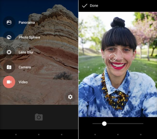 Google added a new feature to its Google Camera app on Wednesday.  But first, you'll need an Android Wear smartwatch.  The app update lets people use their Android Wear as a remote control for snapping photos with their camera or tablet.