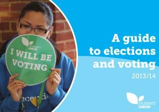 Sussex - A guide to elections & voting 2013/4 (booklet)