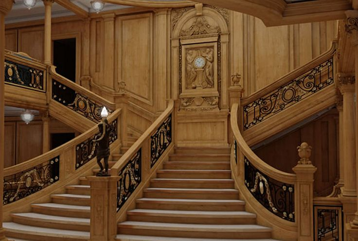 Check Out These Photos From The Inside Of Titanic II, The Identical Replica That Sets Sail In 2018.