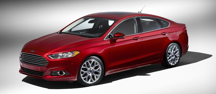 Mid-size car design: 2013 Ford Fusion, you're doing it RIGHT!