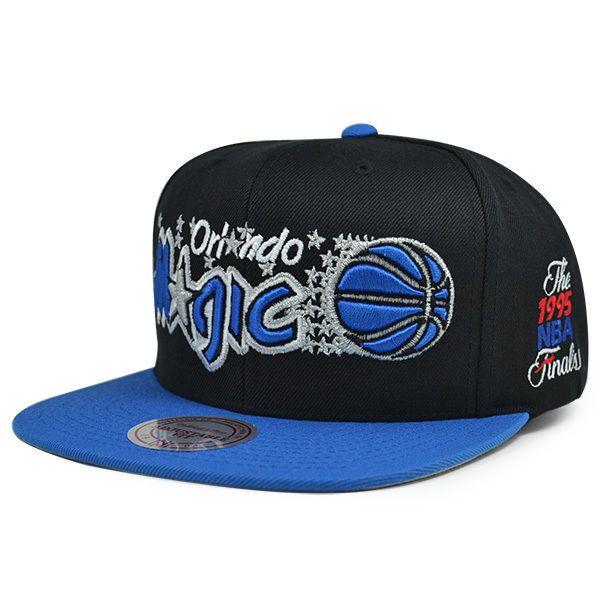 4c7801d3a Orlando Magic 1995 NBA FINALS Snapback Mitchell & Ness NBA Hat ...
