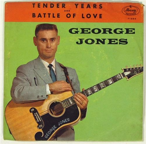George Jones Legacy in Music: Billboard Lists the Singers Twenty Biggest Hits