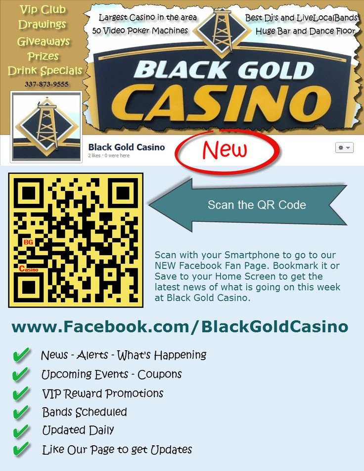 black gold casino duson la
