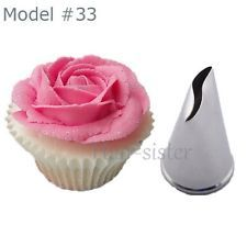 cake piping tips - Google Search