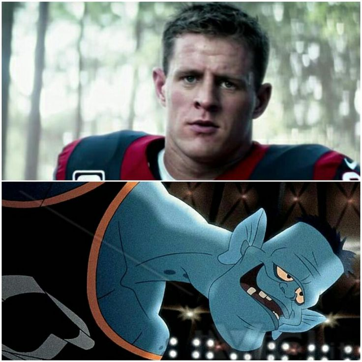 JJ Watt looks like a monstar from Space Jam #Followme #CooliPhone6Case ...
