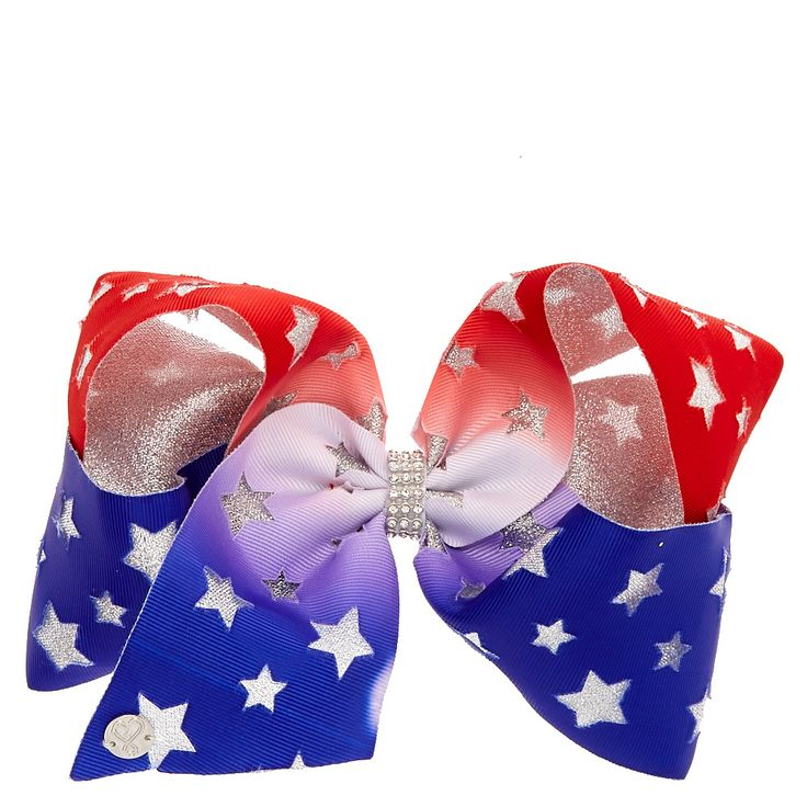 4th of july jojo bow