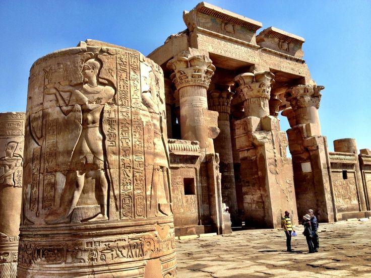 No Egito, cruzeiros conectam rio Nilo com templos faraônicos - Viagem sonhada!