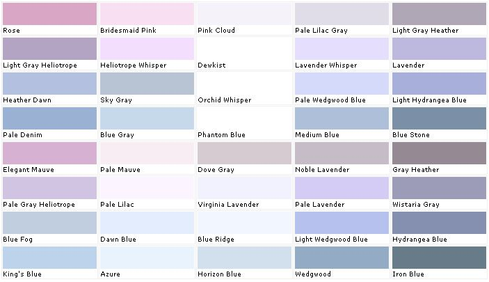 pale lilac gray or noble lavender with images lowes on valspar paint color chart palettes id=26340