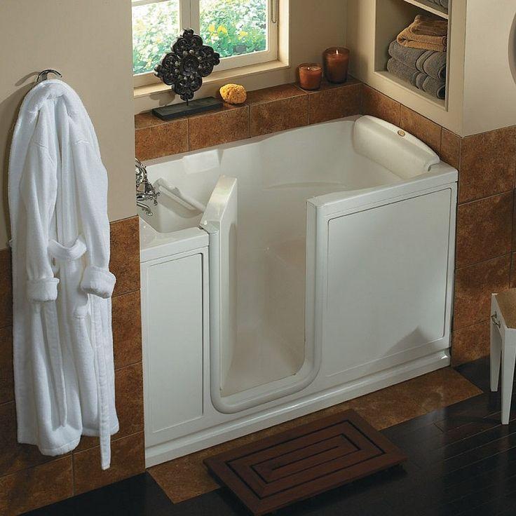 Bathroom Jacuzzi Finestra Walk In Tub Design Ideas Walk In Bathtub