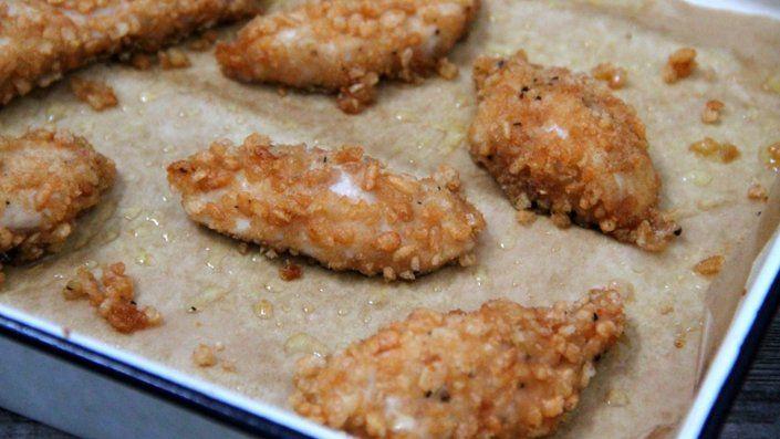 Photo of Rice Krispie Chicken