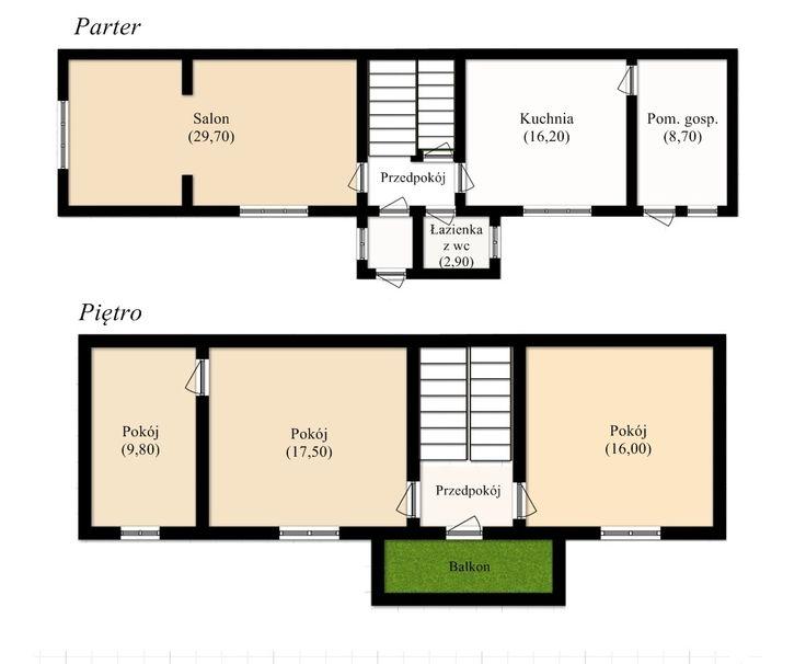 plan domu