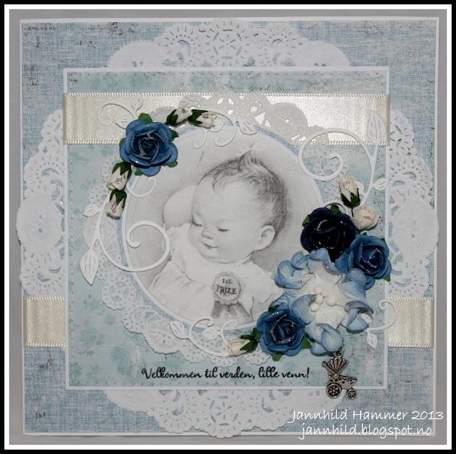 ♥ ♥ Jannhild's papirhobby ♥ ♥