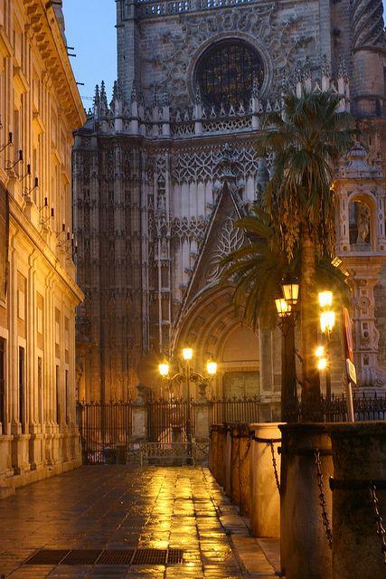 Seville. Spain