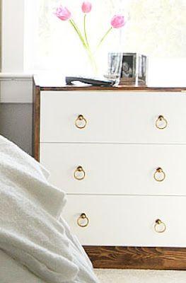 DIY : relookez un meuble en pin pour 3 fois rien!