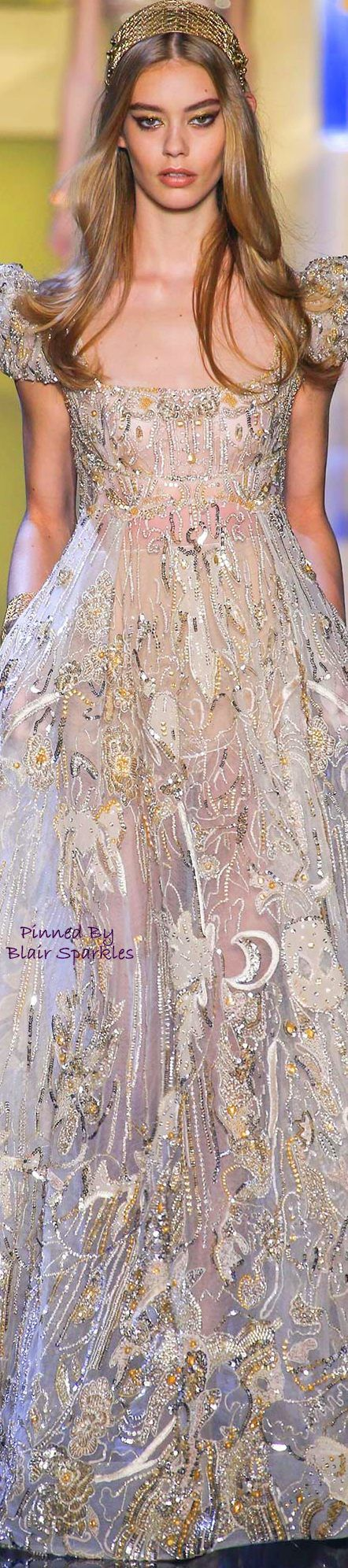 FALL COUTURE 2015 ELIE SAAB (Paris) ♕♚εїз | BLAIR SPARKLES |