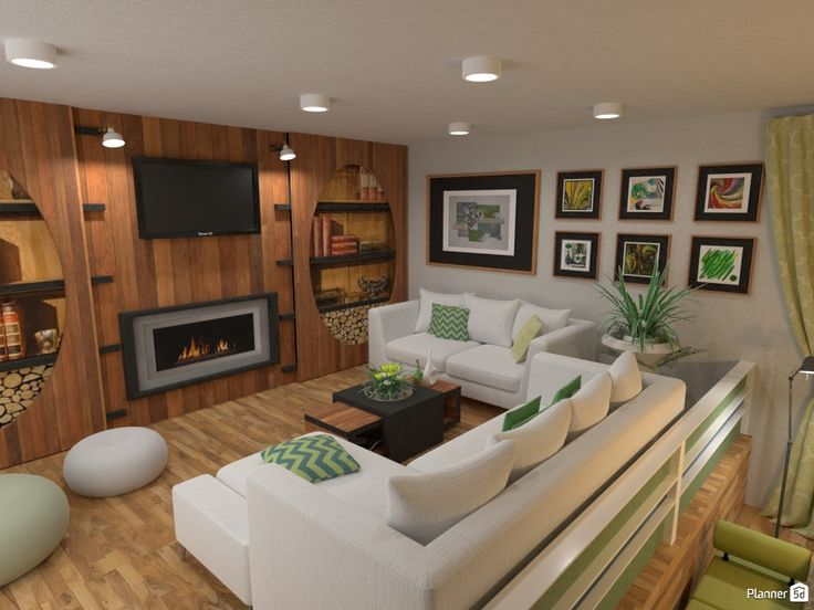 Living Room Interior Wood Wall And, Living Room Design Tool