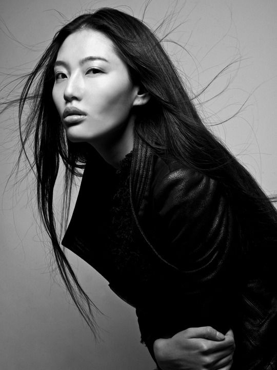 Bonnie Chen @ Next | Chinese model, Fashion, Black, white ...