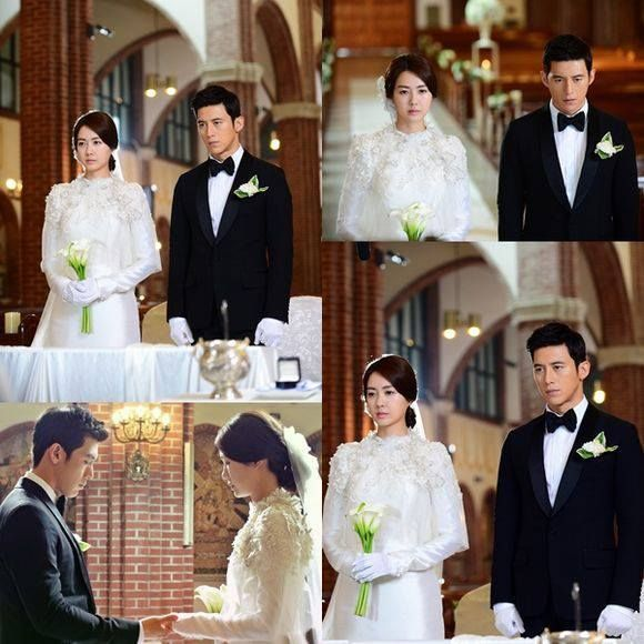 Lee Yo Won Go Soos Secret Wedding Stills For SBS Golden Empire Was Released
