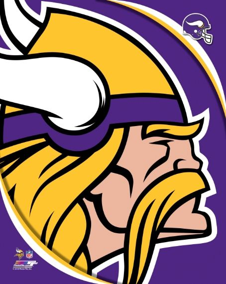 Mounted Photo Panel in 2020 Minnesota vikings wallpaper