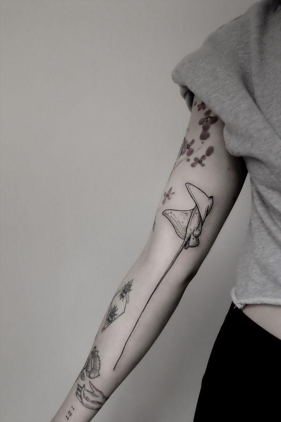 Пин от пользователя Alice Amalia Sutra на доске Tattoo (с ...