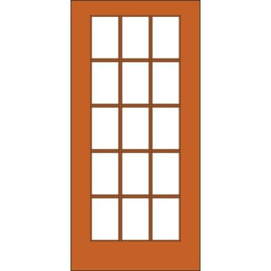 7 best images about home makeover on pinterest french for Single french door for bedroom
