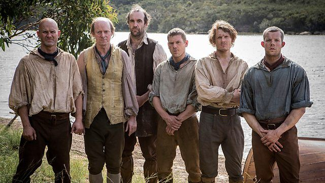 BBC Blogs - BBC Writersroom - Banished - a new drama for BBC Two set during the founding of the penal colony in Australia in 1788.