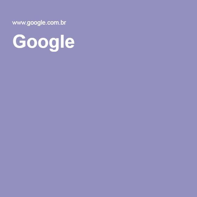 jardim Google
